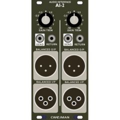 Cwejman AI-2 Audio-Interface