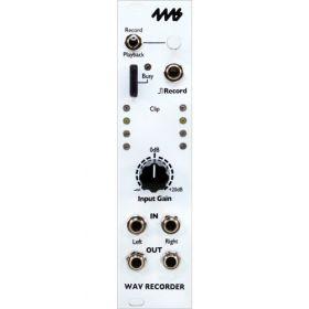 4ms Pedals - Wav recorder