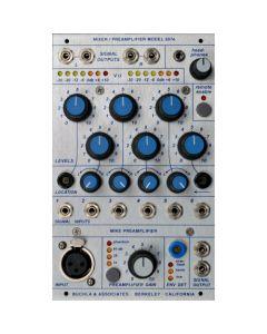 Buchla - 207e Mixer - Microphone Preamplifier