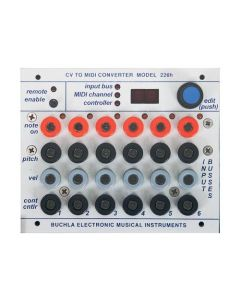 Buchla - 226h CV-MIDI interface
