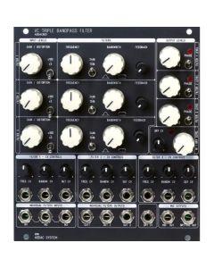 ADDAC - 603 VC Triple Bandpass Filter