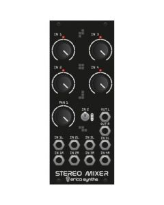 Erica Synths - Drum Stereo Mixer