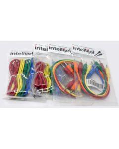 Intellijel designs - Patch Cables (15cm) - 5 Pack