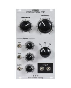 Manhattan Analog - Steiner Synthasystem VCF