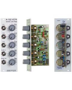 Doepfer A-102 Diode Low Pass Filter