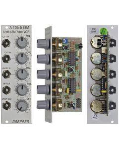 Doepfer A-106-5 12dB SEM Filter