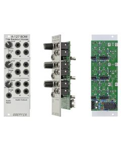 Doepfer A-127 VC Triple Resonance Filter Breakout Module