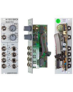 Doepfer A-132-2 Quad VCA