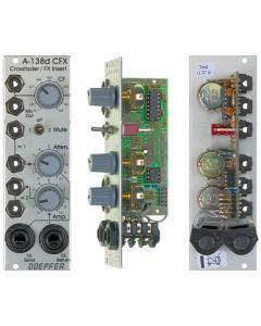 Doepfer A-138d Crossfader/FX insert