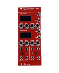 ADDAC 205 - Dual Oscilloscope and AWG