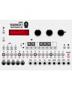 Audio Damage - ADM06 Sequencer 1