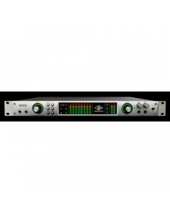 Universal Audio - Apollo QUAD + Thunderbolt