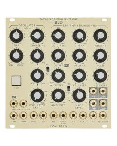 Cwejman BLD Bass and Drum Module