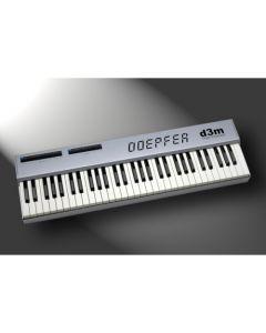 Doepfer d3m Organ Master Keyboard