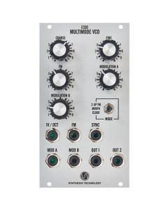 Synthesis Technology - E330 Multimode VCO
