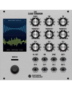 Synthesis Technology - E352 Cloud Terrarium VCO