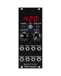 Erica Synths - Black VC Clock V2