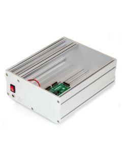Intellijel designs - 4U X 42HP Eurorack Case with TPS30W MINI and Meanwell 40W PSU