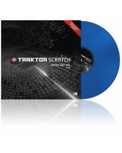 Native Instruments - TRAKTOR SCRATCH Control Vinyl, blue