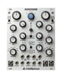 Intellijel designs - Korgasmatron 2