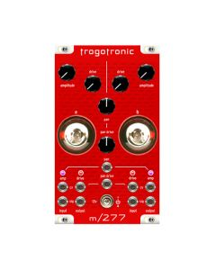 Trogotronic - m277 High-Gain Vacuum Tube Stereo VCA