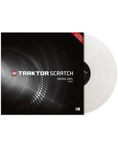 Native Instruments - TRAKTOR SCRATCH Control Vinyl, white