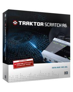 Native Instruments - TRAKTOR Scratch A6