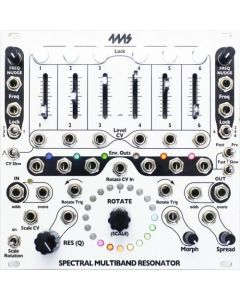 4ms Pedals - Spectral Multiband Resonator