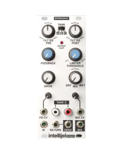 Intellijel designs - Springray Spring Reverb (Module Only)