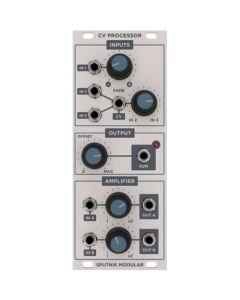 Sputnik Modular - CV PROCESSOR