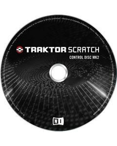 Native Instruments - TRAKTOR SCRATCH Control CD MK2