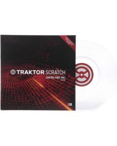 Native Instruments - TRAKTOR SCRATCH Control Vinyl, clear