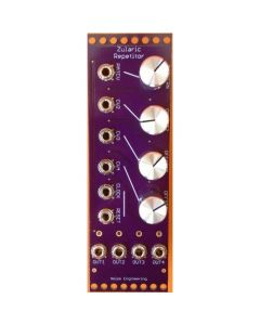 Noise Engineering - Zularic Repetitor Purple Faceplate