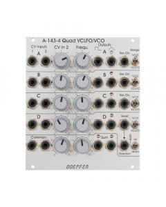 Doepfer A-143-4 Quad VCLFO/VCO