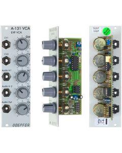 Doepfer A-131 VCA exponential