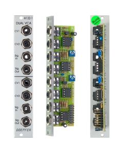 Doepfer A-132-1 Dual Low Cost VCA
