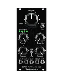 Erica Synths - Black Wavetable VCO