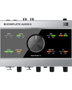 Native Instruments - Komplete Audio 6