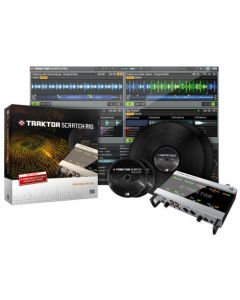 Native Instruments Timecode System