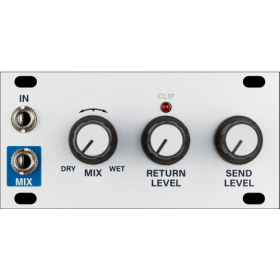 Intellijel designs - Pedal I/O 1U