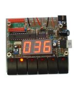 Doepfer MBP25 Midi Basspedal Electronics