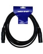 Voice-Kraft - MC-004XX-3M XLR - XLR cable, 3m