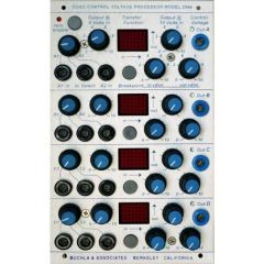 Buchla - 256e Quad Control Voltage Processor