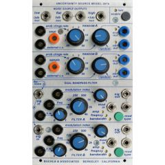 Buchla - 267e Uncertainty Source - Dual Filter
