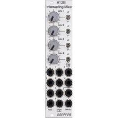 Doepfer A-138i Interrupting Mixer Slim Line