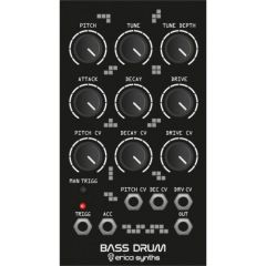 Erica Synths - Bass Drum