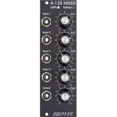 Doepfer A-138a Mixer linear Vintage Edition