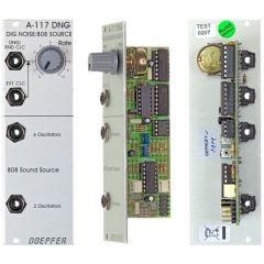 Doepfer A-117 Digital Noise / 808 Sound Source