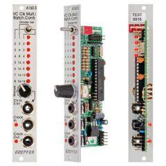 Doepfer A-160-5 Voltage Controlled Clock Multiplier / Ratcheting Controller