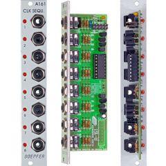 Doepfer A-161 Clock/Trigger Sequencer